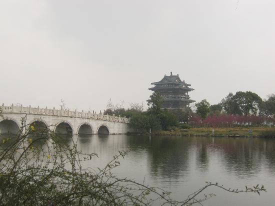 Yixing, Kina: 亭台楼阁