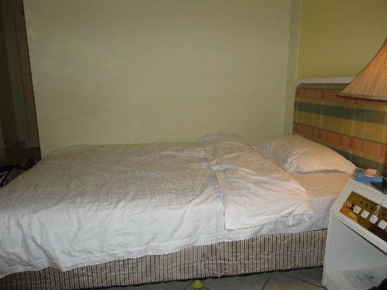 Guanlai Business Hotel: 床