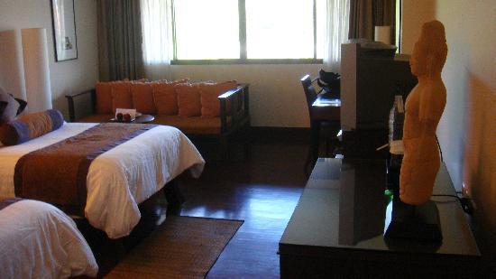 Le Méridien Angkor : 房间