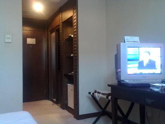 Redwall Hotel Beijing: 房间一角