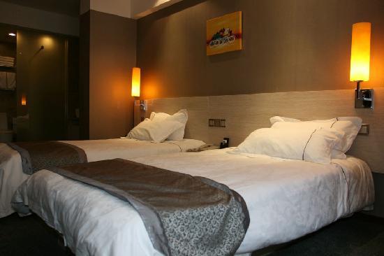 Hefei Oringe Business Hotel: 电脑商务房