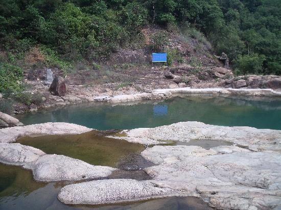 Sanzhai Valley Forest Park: 三寨谷风景