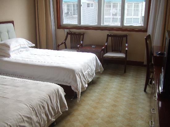 Leidisen Hotel: 客房标间
