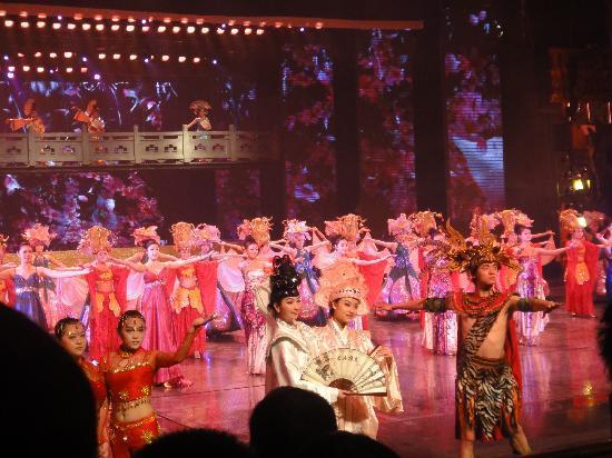 Hangzhou Songcheng : 梁山伯与祝英台