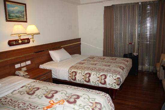 Guest House Puli : 房间