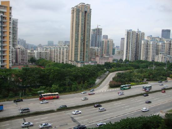 Shenzhen, China: 很喜欢