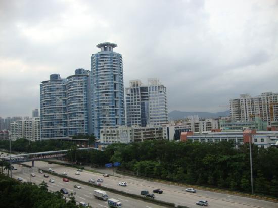 Shenzhen, Chine : 优美的