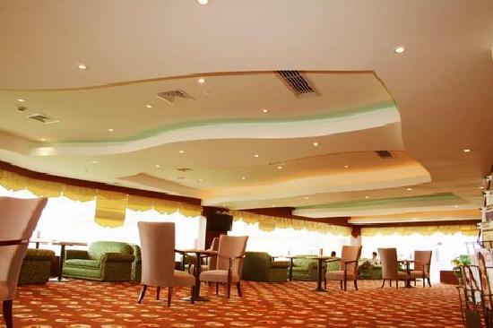 Sea Palace Holiday Hotel: 西餐、咖啡厅