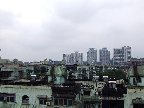 Home Inn Wuhan Huanghelou Shouyi Road Metro Station: C:\fakepath\酒店窗景