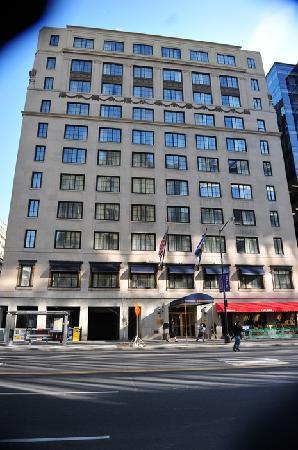 Club Quarters Hotel in Washington, D.C.: 外观