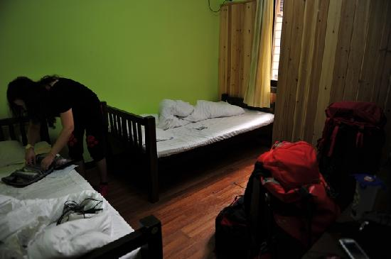 How Flowers Youth Hostel : 房间