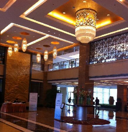 Royal Tulip Zhujiajiao Shanghai: 酒店大堂
