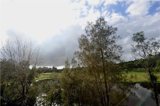 Mercure Gold Coast Resort: 酒店高尔夫球场