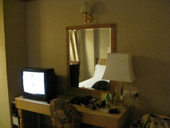 San Diego Hotel Hongkong: 电视