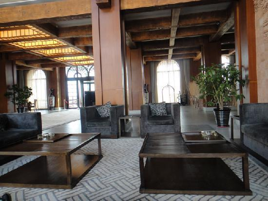 Discoveryland Holiday Hotel: 酒店大堂