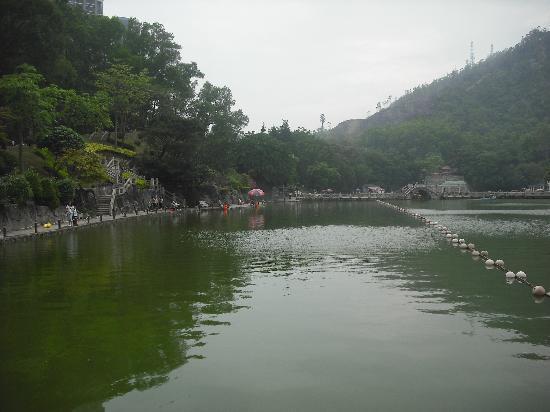 白莲洞公园