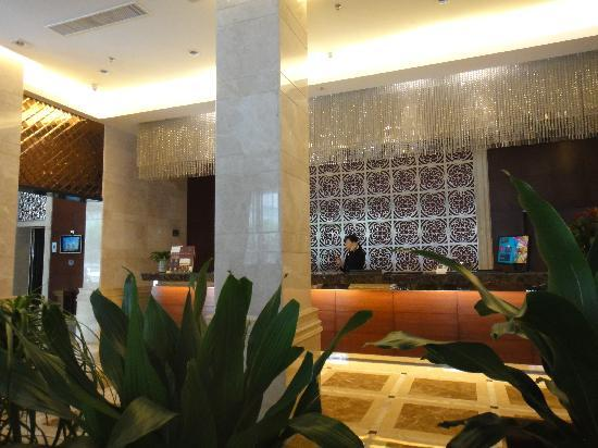 Peninsula Hotel: 大堂