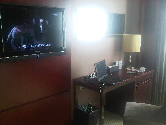 Junyi Dynasty Hotel: 房间內景