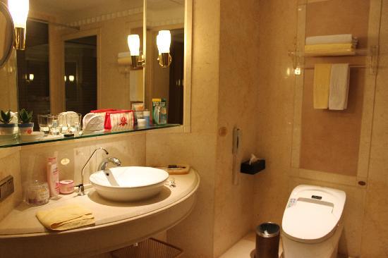 Wuxi Platinum Hanjue Hotel: 洗手间