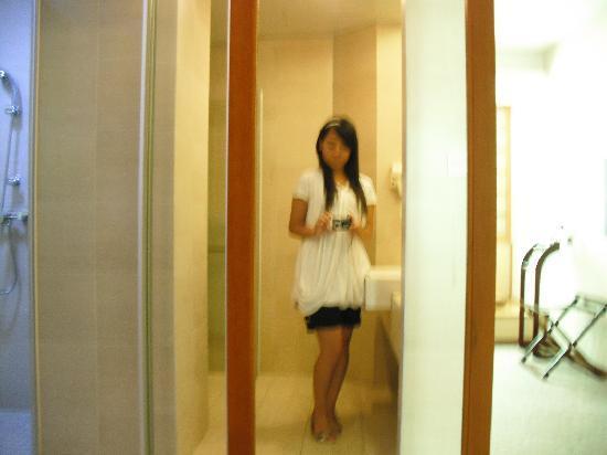 Ru Shi Hotel: 环境还可以啦