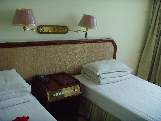 Beijing Z S Hotel: 房间很宽敞