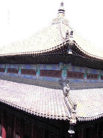 Potala Palace (Putuo Zongcheng Temple): 小布达拉宫的黄金顶