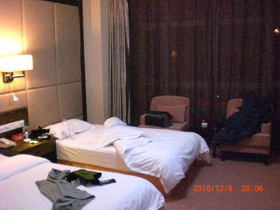 Feilong International Business Hotel: 房间一角