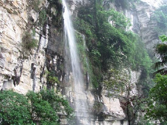 Jindao Canyon Scenic area