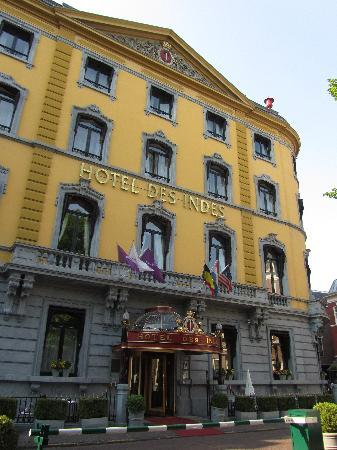 Hotel Des Indes, a Luxury Collection Hotel : 酒店外观