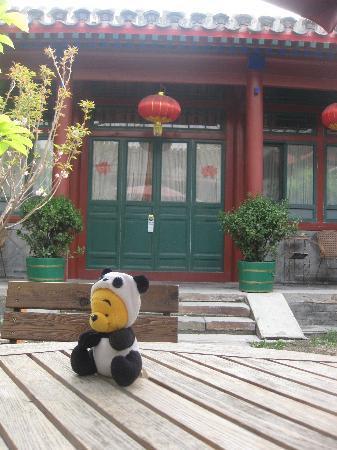 Beijing Sihe Courtyard Hotel : 201104 843