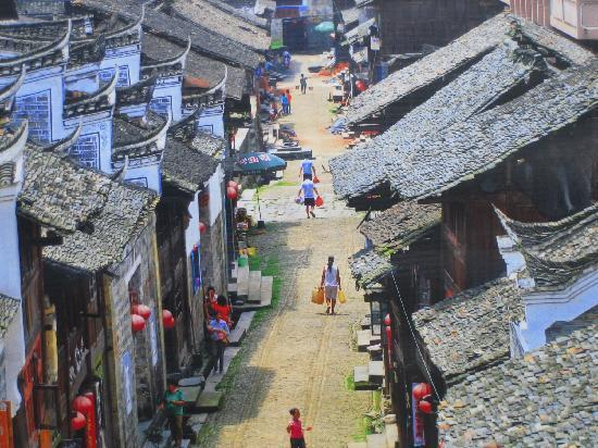 Longli Ancient Town: 寻常人家