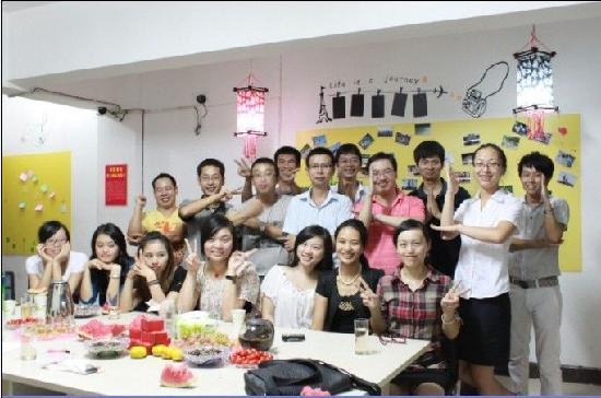 Shengdongshe Youth Hostel: 住户拍的照片