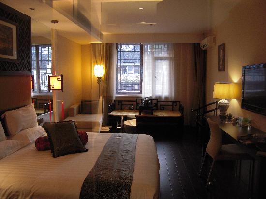 Orange Hotel (Nanjing Confucian Temple): DSCN8047