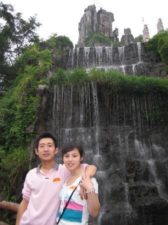 Hangzhou Songcheng : 宋城莲花池