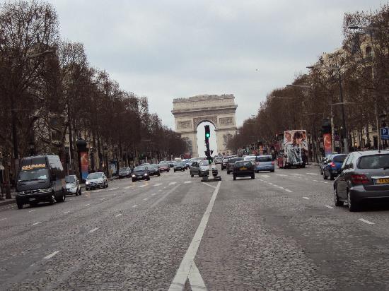 Paris, Prancis: 香街