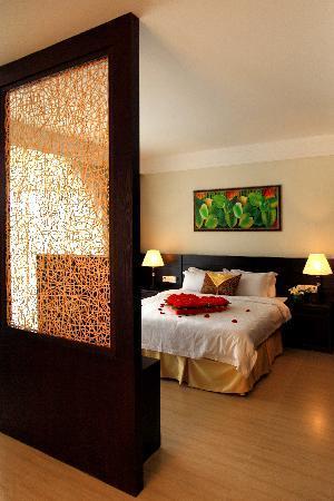 Jinglilai Resort: 典雅别墅无界套