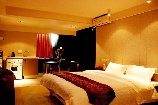 Xinqing Apartment Hotel Chengdu Xinian: getlstd_property_photo