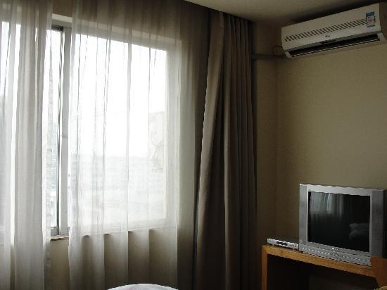7 Days Premium Guangzhou Sanyuanli Shayong: 窗户