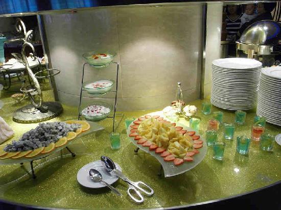Merchantel Hotel: 饭很好吃