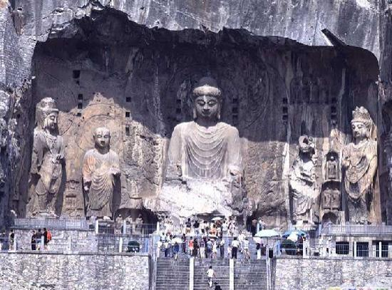 ‪Longmen Mountain‬