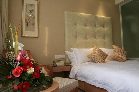 Scholars Hotel (Suzhou New District): 酒店豪华房