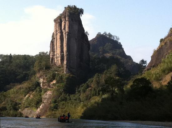 Liuxiang Stream : 武夷之风