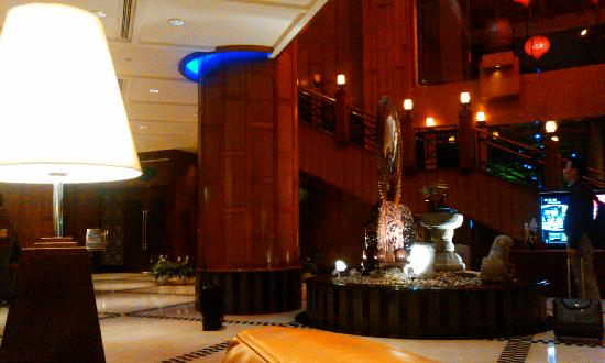 Seaview O City Hotel: Lobby