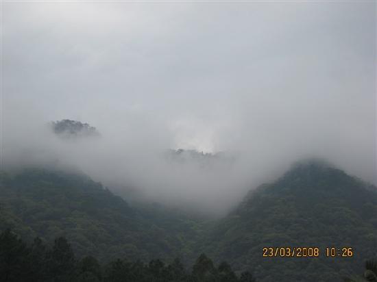 Fuqing, China: 雾霭蒙蒙~