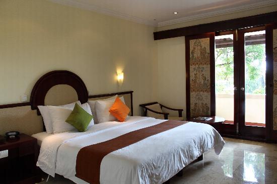 Discovery Kartika Plaza Hotel: 海景房