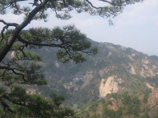 Anshan, Chiny: 美景