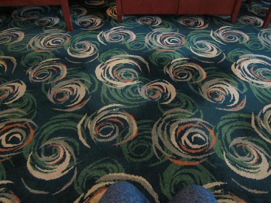 Richmond Hotel: 地毯