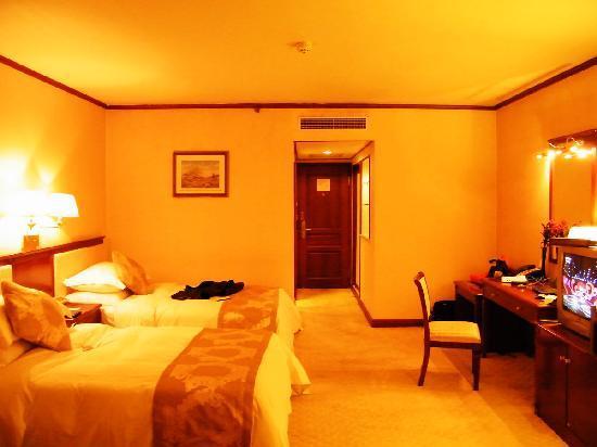Celebrity Hotel : 宽敞舒适的豪华房间