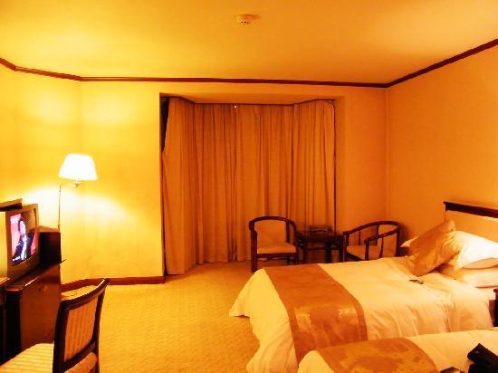 Celebrity Hotel : 舒适的房间