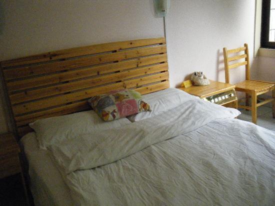 Youjian Hostel: 床